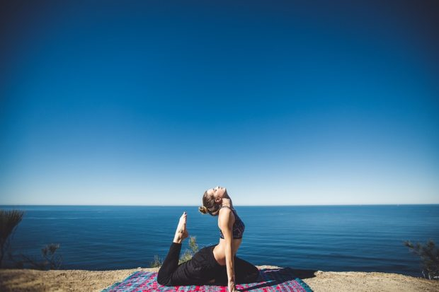 At Home Yoga Programs Reviewed: Zoe Cotton's Yoga Burn